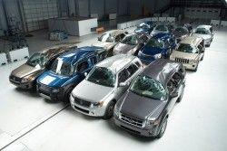 Свежие условия краш-тестов для крыши авто