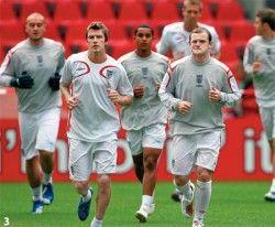 Английских футболистов обучат двигаться