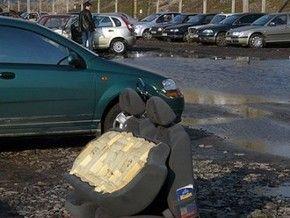 Коммунальщики Киева не будут отвечать за потопленные авто на Троещине