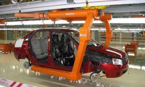 Сборочный поток АвтоВАЗа будет снова остановлен с 1 по 12 июня