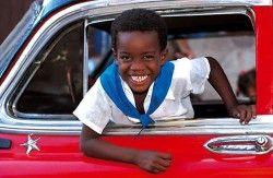 На Кубе был замечен клуб приверженцев отечественных автомашин