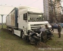 Великое авто избиение на проспекте Победы (Репортаж)
