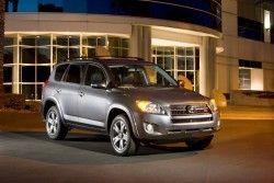 Тойота RAV4 «рекомендована как самая лучшая покупка»