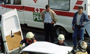 В Ростове-на-Дону милиционер сшиб 11 пешеходов