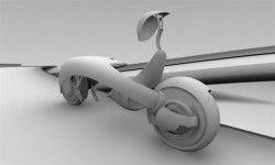 Двухколесный БМВ Motorrad