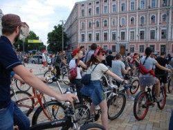 В Киеве выполнят тендер на конструирование велодорожек