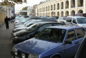 В Киеве поменяли требования авто парковки