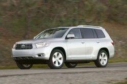 Тойота отзывает Хайлендер и Хайлендер HV 2008