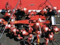 Феррари отказалась от участия в «Формуле-1»