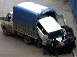 В 2008 году в РФ было угнано не менее 52 млн авто