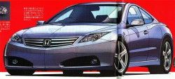 Новая Хонда/Акура 2010?