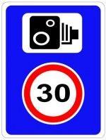 О фото- и видеонаблюдении на автодорогах известит табло