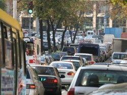 В Киеве сдержат перемещение по 5-и улицам и Северному мосту