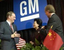 Китайское отделение General Motors не коснулось разорение ведущий компании