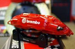 Brembo будет производить углеродо-керамические диски тормозов для легковых машин