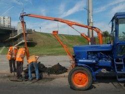 В Киеве возникла работа оперативного реагирования по монтажу дорог
