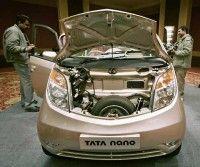 Тата Моторс рассчитывает реализовывать Нано в Соединенных Штатах