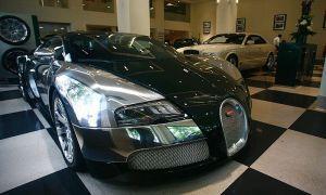 Первый Bugatti Veyron Centenaire доставлен официальному дилеру