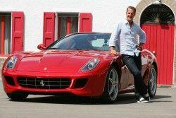 Micah Schumacher сел за руль Феррари 599 GTB HGTE