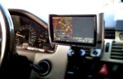Киевских таксистов принудят снабдить машины технологиями GPS