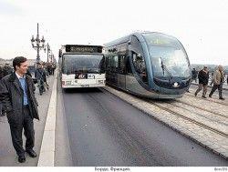 Скоростной трамвай в Киеве опустят ко Дню Самостоятельности