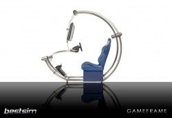 Gameframe – Свежий гоночный симулятор от BestSim