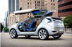 Гибрид Hyundai-Nuvis