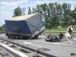Авто, в котором умер Роман Герман, двигался со скоростью 222 км/час
