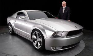 Ли Якокка продемонстрировал специальную версию Форд Мустанг