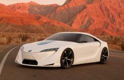 Гибрид Тойота Супра будет на ходу в 2011 году