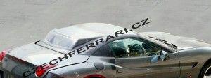 Попался Феррари 599 GTB Fiorano Спайдер