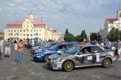 В Чернигове прошел первый раунд НГС «Subaru Open Cup 2009»