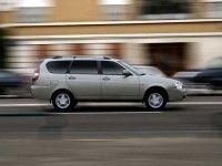 Отечественным автомобильным СМИ приглянулся универсал Лада Приора