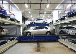 Наиболее дорогая во всем мире автомобильная парковка располагается в Лондоне