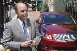 General Motors продемонстрировал свежий Buick LaCrosse в Соединенных Штатах
