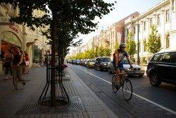 КГГА «обманула» Московских велосипедистов