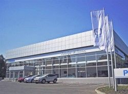 В Харькове раскрыт первый автосалон Мазда европейского значения