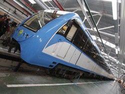 Киевское метро вновь выполнит проверки поезда российского изготовления