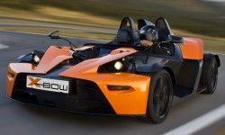 KTM выпустит 300-сильный X-Bow