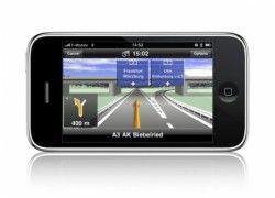 Пускается NAVIGON Айфон GPS