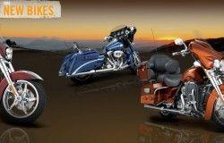 9 свежих модификаций Harley-Davidson 2010