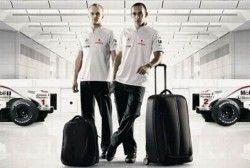 """Шикарные """"чемоданы"""" от McLarenSport"""