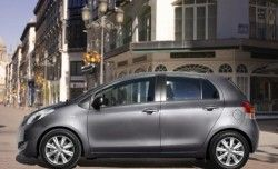 Тойота может начать изготовление гибрида Ярис во Франции