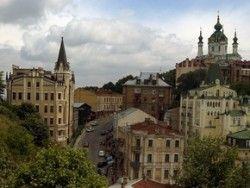 В Киеве будет веревочная автодорога для путешественников за 0 млн