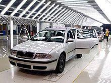 Еврокар завлек займ в 52,4 млрд. euro для расширения изготовления авто Фольксваген Group на Украине