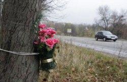 На автодорогах Украины разбирают церемониальные знаки