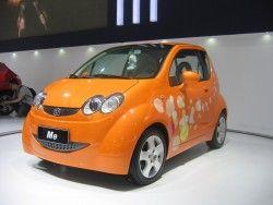 Китайцы рассчитывают изучить  модификации и электромобили  к 2011 году