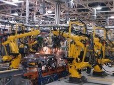 Автозаводы Ниссан и Тойота в Санкт-Петербурге восстанавливают работу