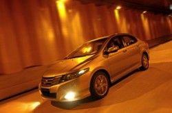 Хонда Сити поступила в продажу
