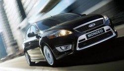 Форд Мондео Titanium нацелен на состоятельных заказчиков